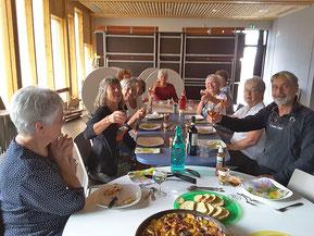 Atelier cuisine du 13-09-2018