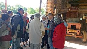 Rencontre avec le 79 à St-Jean-D'Angle le 06-10-2016