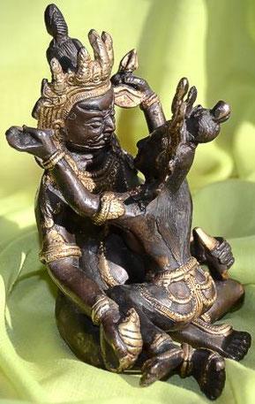Shakti und Shiva