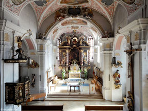 Velburg, St. Johannes