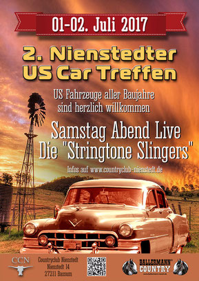 US CAR Treffen im BALLERMANN COUNTRY
