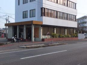 珈琲館サバの外観