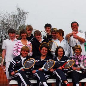 50 Jahre Tennis Geschichte vom TC Wankendorf
