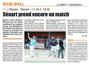 LA REP 05/05/2014 Baseball