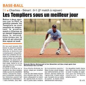 LA REP 14/07/2014 Baseball