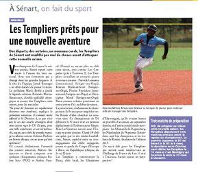 MEDIA SENART Mars 2014 Baseball