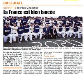 LA REP 08/09/2014 : BASEBALL
