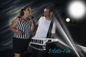 Carte RECTO Stéréo-Fun