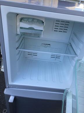 冷蔵庫の冷凍部分