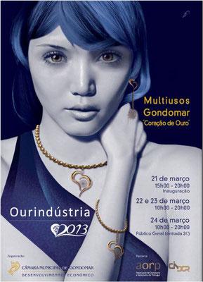 Cartaz Ourindustria 2013