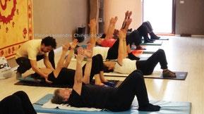 chinesiologo, ginnastica posturale consapevole, mal di schiena e benessere,