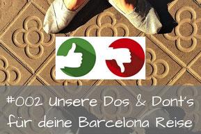 Vorbereitung für deine Barcelona Reise