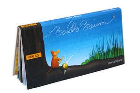 David Klopp | Ballos Baum | Bilderbuch | Illustration