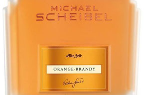 Scheibel Orange Brandy Alte Zeit