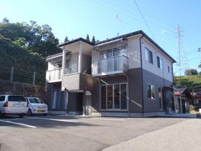 高山市長坂町アパート