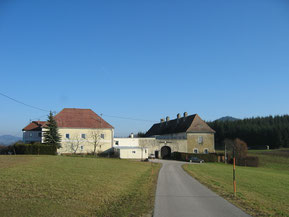 Schloss Zellhof heute