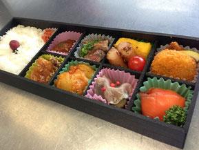 ¥1620  洋食中心の1段