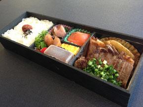 ¥1620ステーキ弁当  サーロイン130g