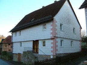 Straßenansicht des früheren Hauses Rosenstock - Foto: Peter Schaaf, Buchenau
