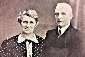 Hulda und Isak Steinberger