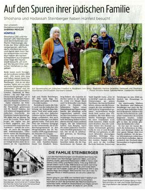 Hünfelder Zeitung - Samstag, 9. November