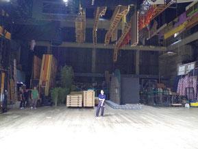 2 舞台袖
