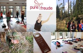 Yoga und Wandern am Reinschkogel