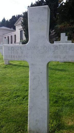 Tombe de Louis- Louis' grave
