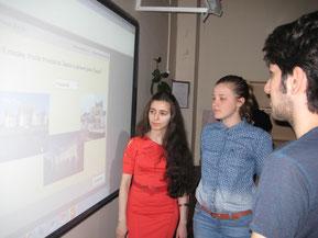 """Интерактивный урок """"Вспомнить всё"""", 11 """"А"""" (2015 г.)"""