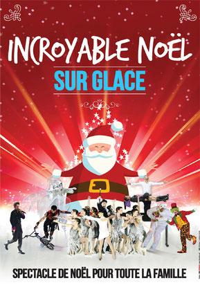 Incroyable Noel sur glace asnieres 2014 spectacles de noel