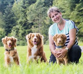 Manuela Keller © Hundeschule gooddog/AF-Foto