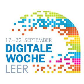 Logo der digitalen Woche Leer