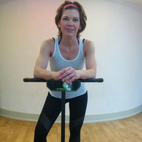 Jennifer Gehle, Jumping® Instructor