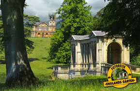 Gartenreise England - Fotoreise