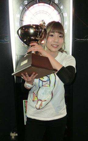 LGP2015 最強女王 村上 唯奈