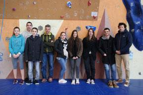 Barbezieux - championnat départemental - février 2016