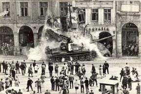 Пражская весна, 1968 год