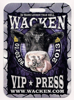 lWacken - ouder than hell