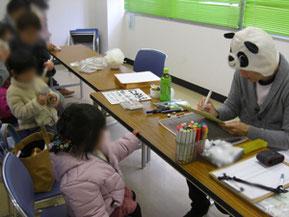 似顔絵イベントを千葉県船橋市で行いました