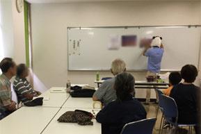 プロ似顔絵師の出張似顔絵教室