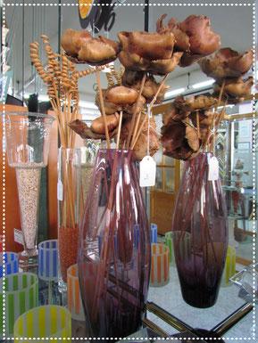 Regalos de decoración de cristal en Madrid
