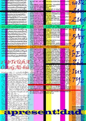 apresent! dad │ Canvas │ Serie of 16 works │ 100 x 65 cm