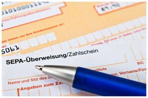 Bei Spenden über 200 EUR, fordern Sie bitte via E-Mail eine Spendenquittung an.