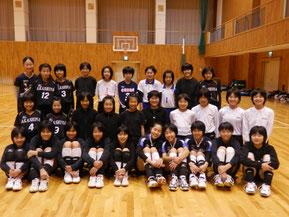 平成23年度メンバー(選抜)