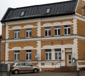 Praxis Gebäude Bitterfeld