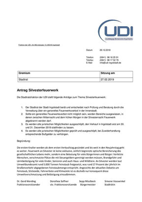 UDI Ingolstadt