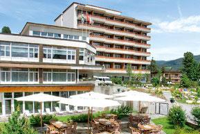 Hotel Sunstar in Davos, Schweiz