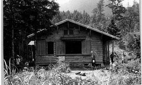 50年前の堂倉小屋