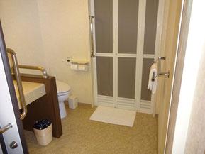 バリアフリー浴室