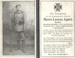 Archiv Arne B.